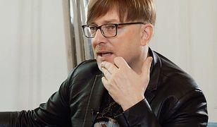 Alek Rogoziński o kulisach swojej pracy.