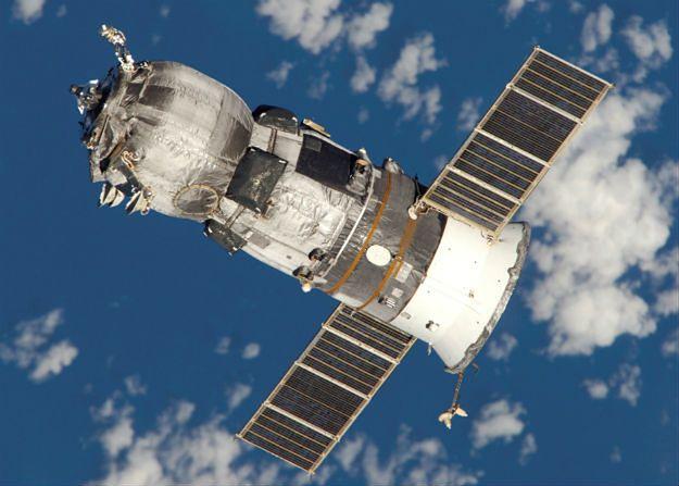 Rosyjski statek towarowy przycumował do ISS