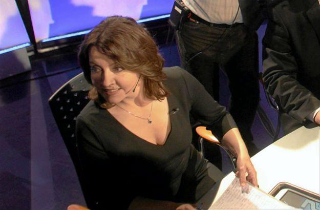 Joanna Lichocka tłumaczy decyzję Rady Mediów Narodowych o odwołaniu Jacka Kurskiego