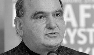 Andrzej Maryniarczyk nie żyje. Ksiądz zmarł pod respiratorem