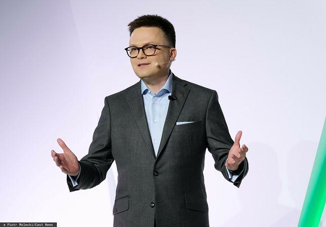 Szymon Hołownia przyjmie posłów PO? Lider Polski 2050 komentuje