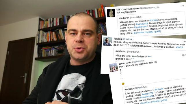 Maciej Budzich, bloger i twórca portalu Mediafun.
