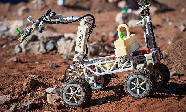 Zwycięski łazik Impuls z Kielc. European Rover Challenge 2019