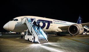Lot nie wyklucza odszkodowania od Boeinga