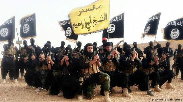 Państwo Islamskie na świecie
