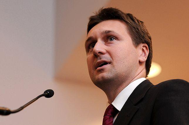 Poseł PiS Łukasz Zbonikowski stanie przed sądem