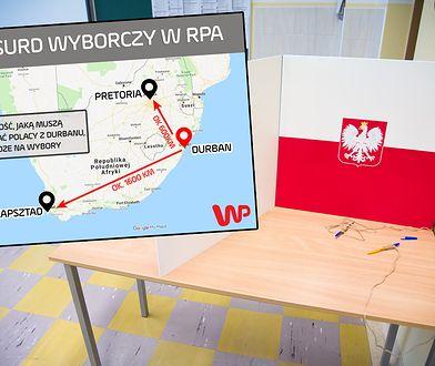 """Wybory parlamentarne 2019. MSZ likwiduje komisję w RPA. """"Najbliższa 600 kilometrów od nas"""""""