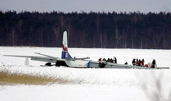 Awaria polskiego samolotu w Tallinie, nikt nie ucierpiał