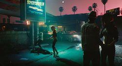 Mike Pondsmith i William Gibson o Cyberpunku 2077