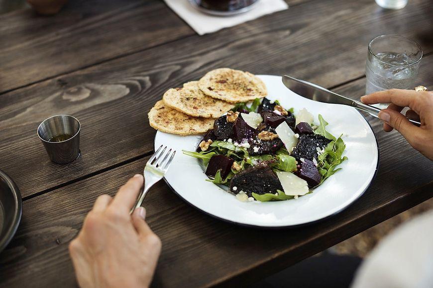 Niskotłuszczowe danie