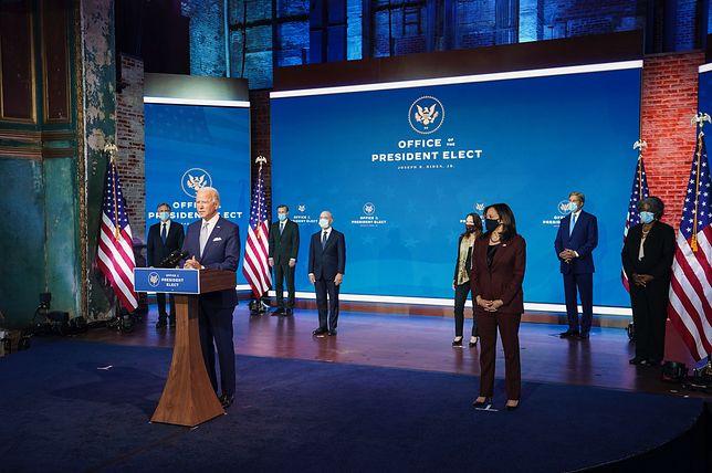 Joe Biden przedstawił członków swojej przyszłej administracji - wśród nich pojawił się Antony Blinken