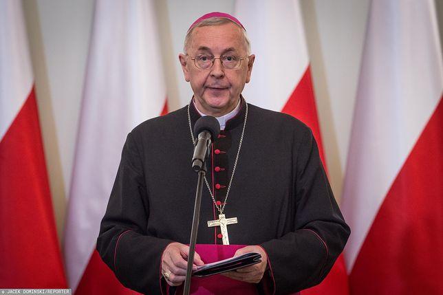 Abp Stanisław Gądecki nałożył zakaz na dwóch duchownych
