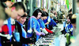 W podwrocławskiej fabryce LG Display pracuje ponad 2 tys. osób z całego regionu