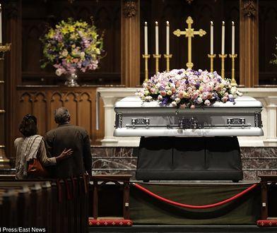 Ameryka żegna Barbarę Bush. Pogrzeb byłej Pierwszej Damy