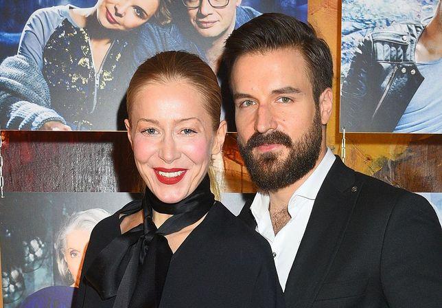 Katarzyna Warnke i Piotr Stramowski mają takie same tatuaże.