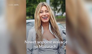 Marcelina Zawadzka i Rafał Jonkisz zaprzeczają, że są razem