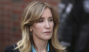 Felicity Huffman skazana za łapówkarstwo.