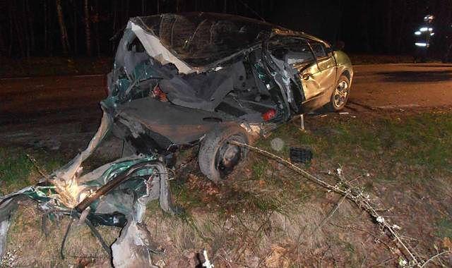 Chełmno: 7 osób nie żyje, prowadził 16-latek po użyciu alkoholu