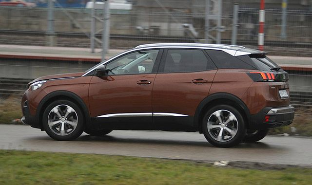 Peugeot 3008 1,6 THP: zdefiniowany od nowa
