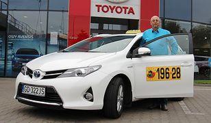 Hybrydowe taksówki pojawią się na trójmiejskich ulicach