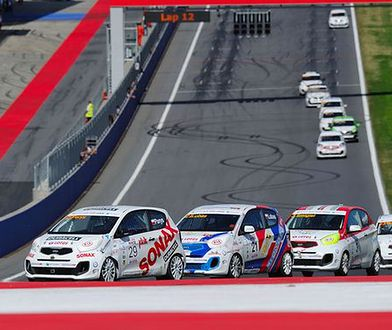 Kia Lotos Race z patronatem FIA