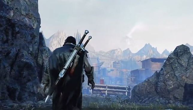 Kadr z gry Śródziemie: Cień Mordoru