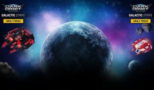 Galaktyczne Zmagania w DarkOrbit
