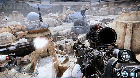 Star Wars: First Assault miał być pierwszym krokiem do Battlefront 3