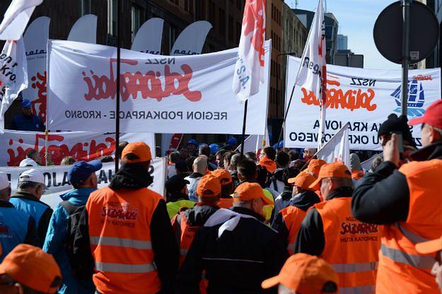 """""""Solidarność"""" jednak zorganizuje manifestację w Warszawie? Rzecznik """"S"""": zobaczymy, co będzie działo się na posiedzeniu Sejmu"""