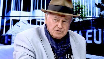 Jan Nowicki przez lata był związany z Piwnicą Pod Baranami