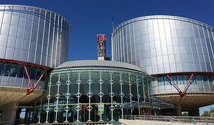 Siedziba Europejskiego Trybunału Praw Człowieka w Strasburgu