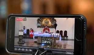 Triduum Paschalne i Wielkanoc 2020. Transmisje mszy świętych online i w telewizji