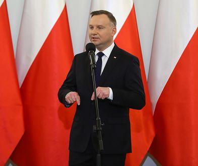 Wybory prezydenckie 2020. Wolontariusz Andrzeja Dudy zaatakowany w Miastku
