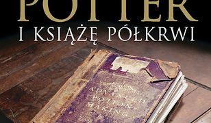 Harry Potter (#6). Harry Potter i Książę Półkrwi-okładka dla dorosłych