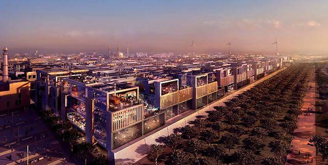 """Masdar - """"Smart City"""", które czeka niepewna przyszłość"""