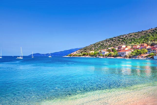 Kefalonia - jedna z najpiękniejszych wysp greckich