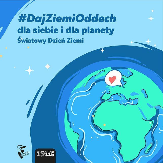 W środę, 22 kwietnia obchodzony jest Światowy Dzień Ziemi.