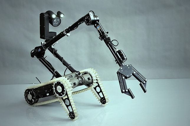 Za darmo: III Noc Robotów