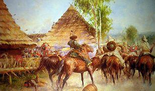 Bitwa pod Hodowem - 400 Polaków przeciw 40 tysiącom Tatarów