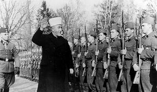 Brunatny półksiężyc. III Rzesza i świat arabski podczas II wojny światowej