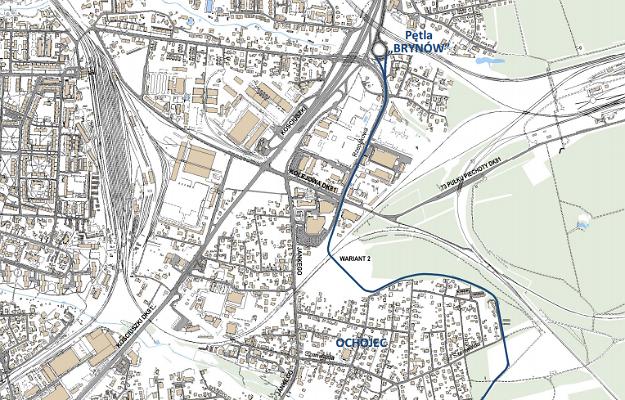 W Katowicach będzie nowa trasa. Połączy Brynów i Kostuchnę