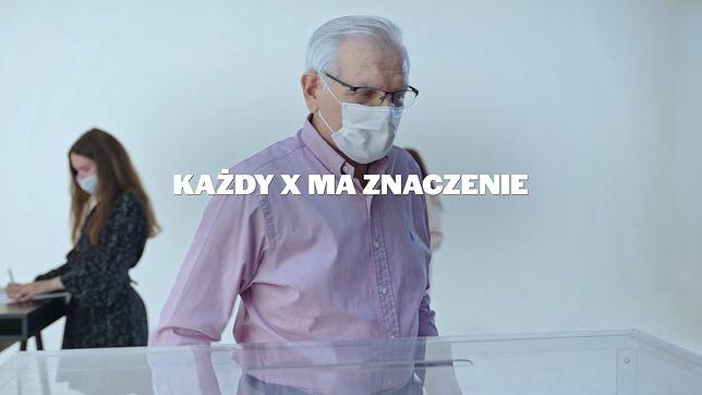 Podkład z kawałka Pezeta w spocie wyborczym Rafała Trzaskowskiego