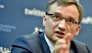 Minister sprawiedliwości i prokurator generalny Zbigniew Ziobro chce gruntownych zmian w sądownictwie