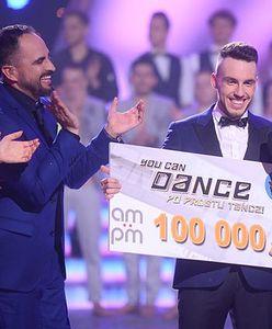 """""""You Can Dance"""": zacięta walka w finale show i spektakularne zwycięstwo Mateusza Sobecko"""