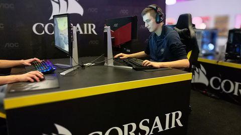 Corsair na IEM Expo w Katowicach. Mamy kolejny konkurs! #ESLOne