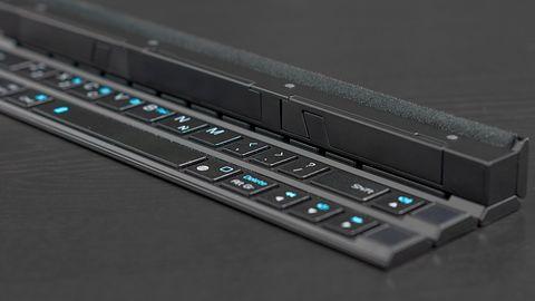 LG Rolly: składana klawiatura w kształcie patyka