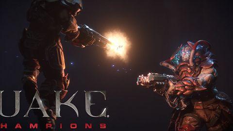 Sprawdź jaki będzie nowy Quake Champions. Można zapisać się do bety