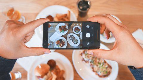 Pinterest Lens rozpozna składniki potraw na zdjęciu i znajdzie przepis