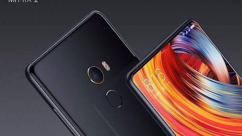 Xiaomi Mi MIX 2: węższe ramki, Snapdragon 835, LTE B20 w każdej wersji