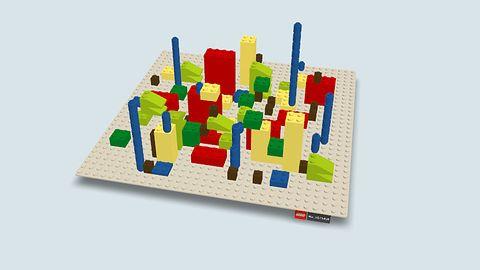 Build with Chrome, czyli klocki Lego w przeglądarce